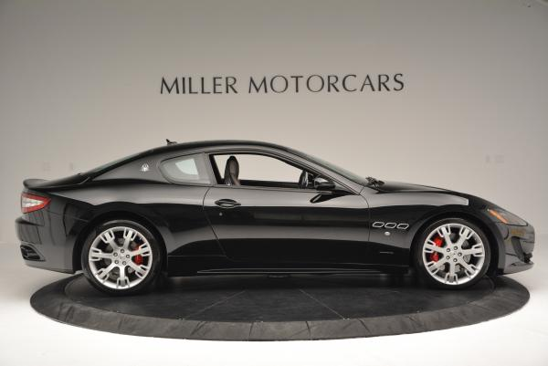 Used 2013 Maserati GranTurismo Sport for sale Sold at Maserati of Westport in Westport CT 06880 9