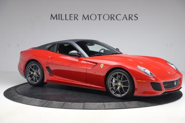 Used 2011 Ferrari 599 GTO for sale $699,900 at Maserati of Westport in Westport CT 06880 10