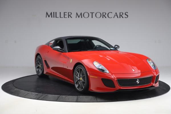 Used 2011 Ferrari 599 GTO for sale $699,900 at Maserati of Westport in Westport CT 06880 11