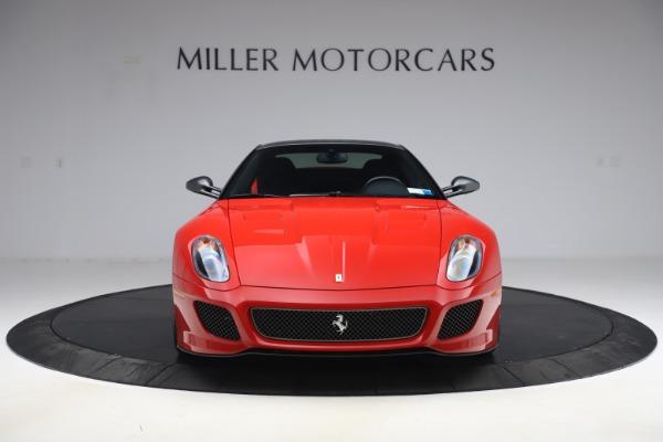 Used 2011 Ferrari 599 GTO for sale $699,900 at Maserati of Westport in Westport CT 06880 12