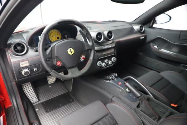 Used 2011 Ferrari 599 GTO for sale $699,900 at Maserati of Westport in Westport CT 06880 13