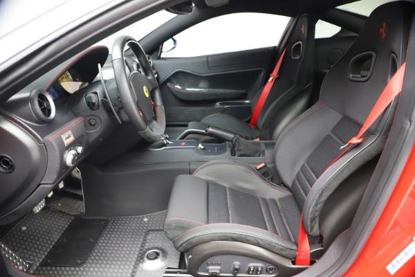 Used 2011 Ferrari 599 GTO for sale $699,900 at Maserati of Westport in Westport CT 06880 14