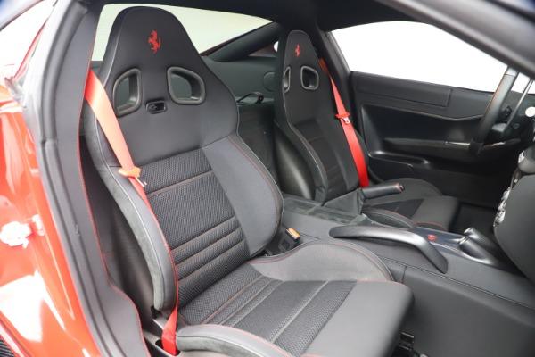 Used 2011 Ferrari 599 GTO for sale $699,900 at Maserati of Westport in Westport CT 06880 19