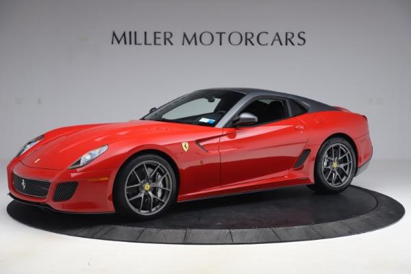 Used 2011 Ferrari 599 GTO for sale $699,900 at Maserati of Westport in Westport CT 06880 2