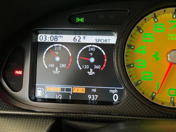 Used 2011 Ferrari 599 GTO for sale $699,900 at Maserati of Westport in Westport CT 06880 21