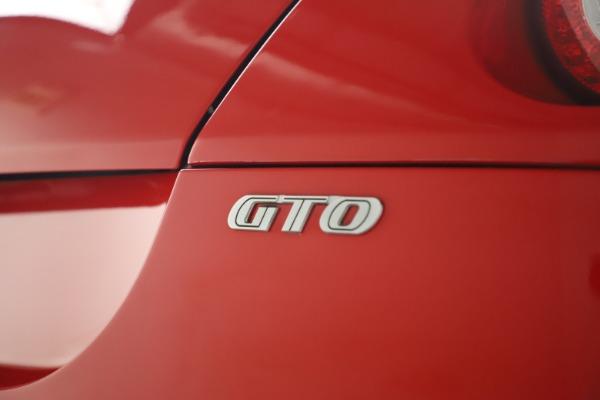 Used 2011 Ferrari 599 GTO for sale $699,900 at Maserati of Westport in Westport CT 06880 23