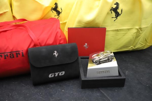 Used 2011 Ferrari 599 GTO for sale $699,900 at Maserati of Westport in Westport CT 06880 28