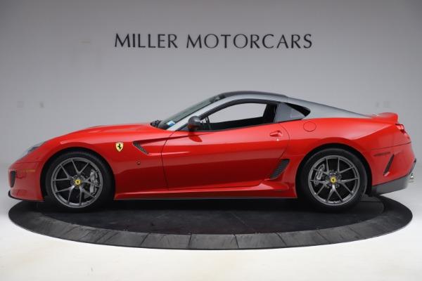 Used 2011 Ferrari 599 GTO for sale $699,900 at Maserati of Westport in Westport CT 06880 3