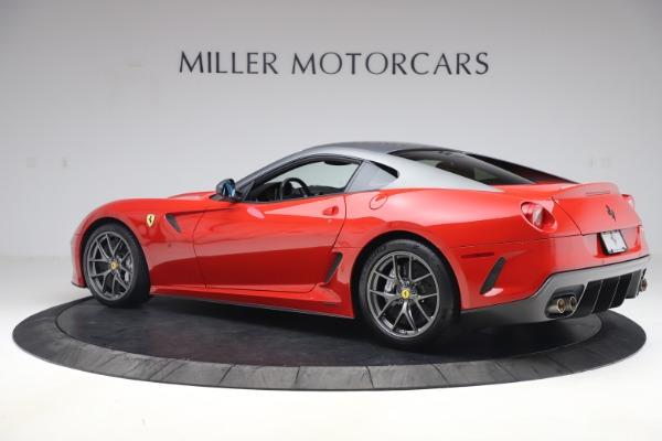 Used 2011 Ferrari 599 GTO for sale $699,900 at Maserati of Westport in Westport CT 06880 4