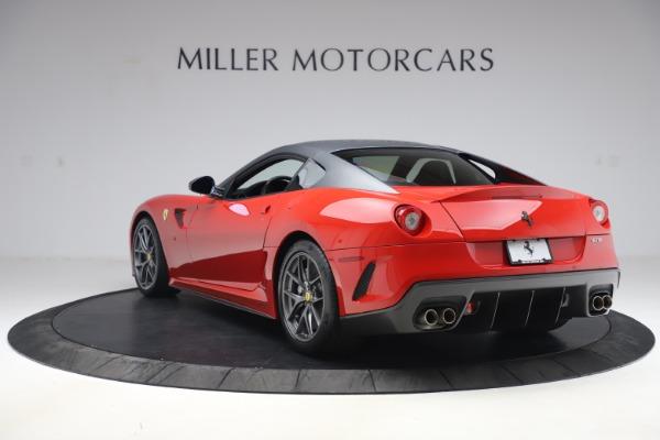 Used 2011 Ferrari 599 GTO for sale $699,900 at Maserati of Westport in Westport CT 06880 5