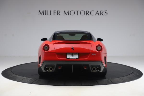 Used 2011 Ferrari 599 GTO for sale $699,900 at Maserati of Westport in Westport CT 06880 6