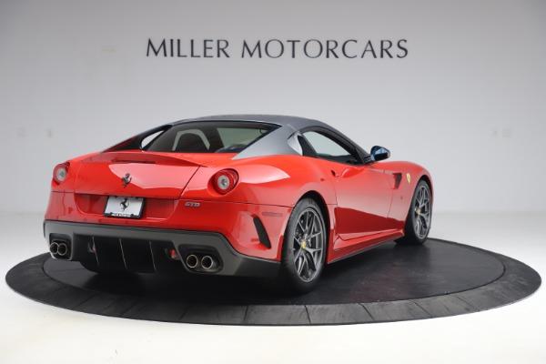Used 2011 Ferrari 599 GTO for sale $699,900 at Maserati of Westport in Westport CT 06880 7