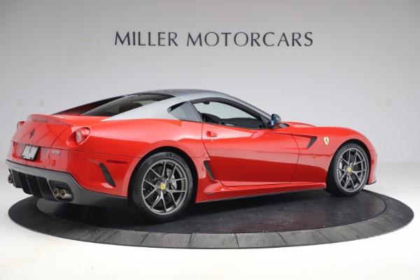 Used 2011 Ferrari 599 GTO for sale $699,900 at Maserati of Westport in Westport CT 06880 8