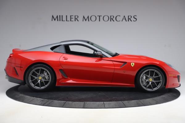 Used 2011 Ferrari 599 GTO for sale $699,900 at Maserati of Westport in Westport CT 06880 9