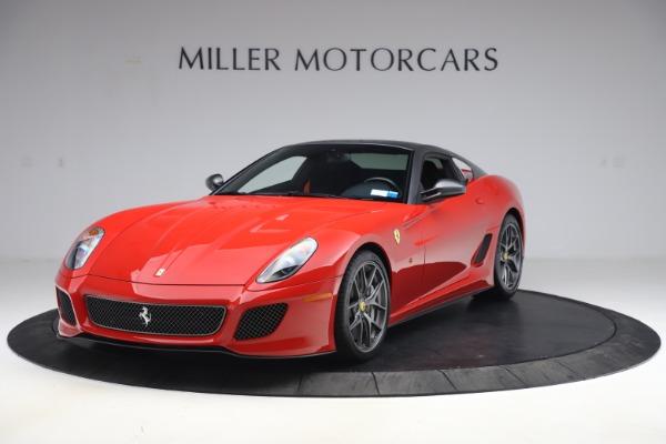 Used 2011 Ferrari 599 GTO for sale $699,900 at Maserati of Westport in Westport CT 06880 1