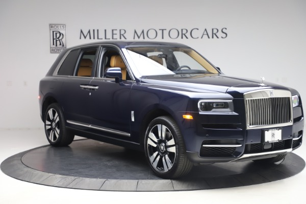 Used 2019 Rolls-Royce Cullinan for sale Sold at Maserati of Westport in Westport CT 06880 12