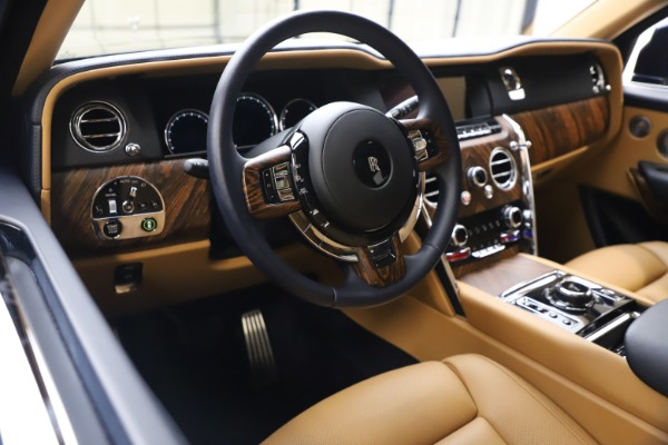 Used 2019 Rolls-Royce Cullinan for sale Sold at Maserati of Westport in Westport CT 06880 16