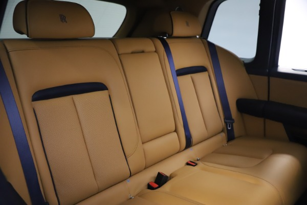 Used 2019 Rolls-Royce Cullinan for sale Sold at Maserati of Westport in Westport CT 06880 18