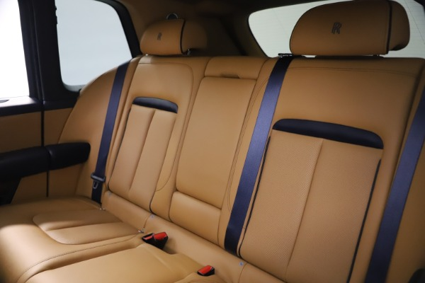Used 2019 Rolls-Royce Cullinan for sale Sold at Maserati of Westport in Westport CT 06880 19