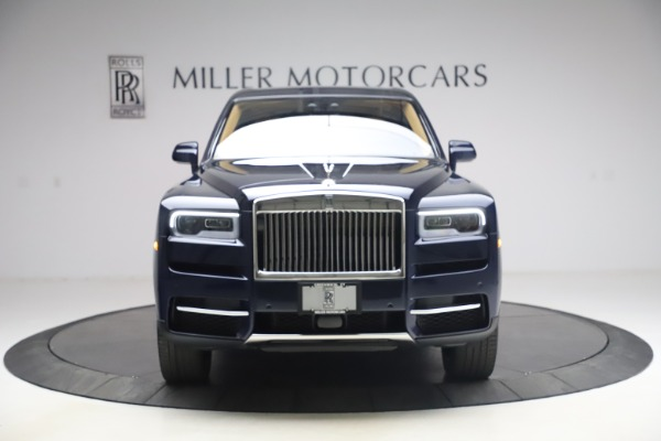 Used 2019 Rolls-Royce Cullinan for sale Sold at Maserati of Westport in Westport CT 06880 2