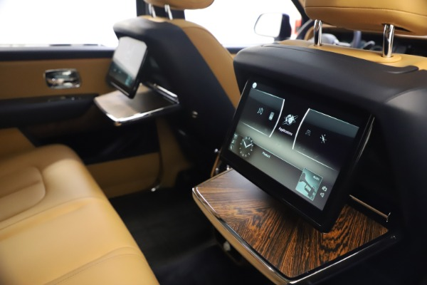 Used 2019 Rolls-Royce Cullinan for sale Sold at Maserati of Westport in Westport CT 06880 21