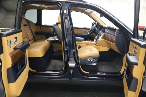 Used 2019 Rolls-Royce Cullinan for sale Sold at Maserati of Westport in Westport CT 06880 22