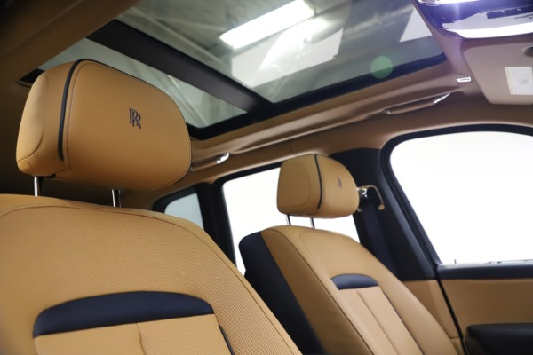 Used 2019 Rolls-Royce Cullinan for sale Sold at Maserati of Westport in Westport CT 06880 23