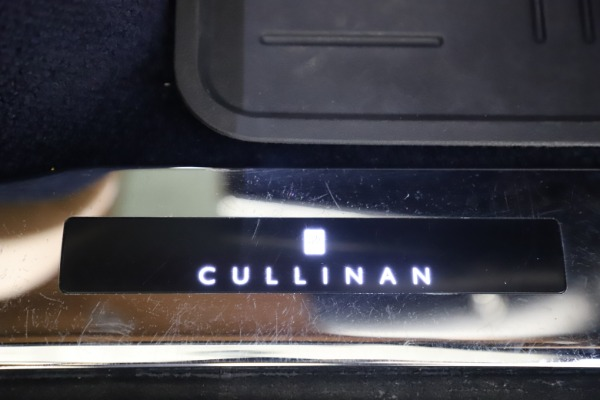 Used 2019 Rolls-Royce Cullinan for sale Sold at Maserati of Westport in Westport CT 06880 26