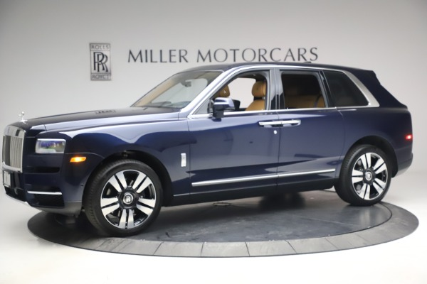 Used 2019 Rolls-Royce Cullinan for sale Sold at Maserati of Westport in Westport CT 06880 3