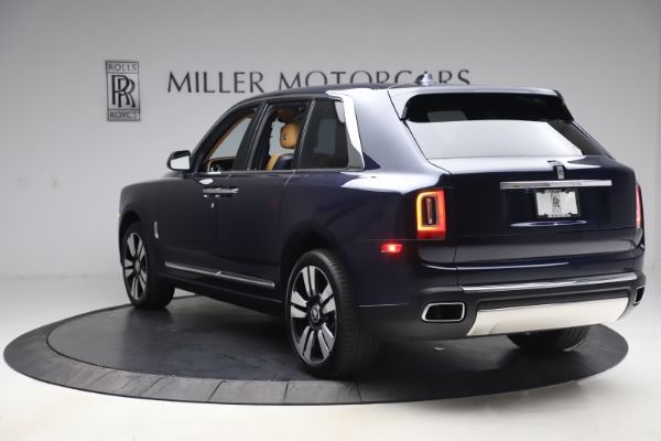 Used 2019 Rolls-Royce Cullinan for sale Sold at Maserati of Westport in Westport CT 06880 6