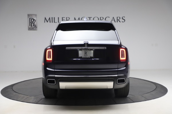 Used 2019 Rolls-Royce Cullinan for sale Sold at Maserati of Westport in Westport CT 06880 7