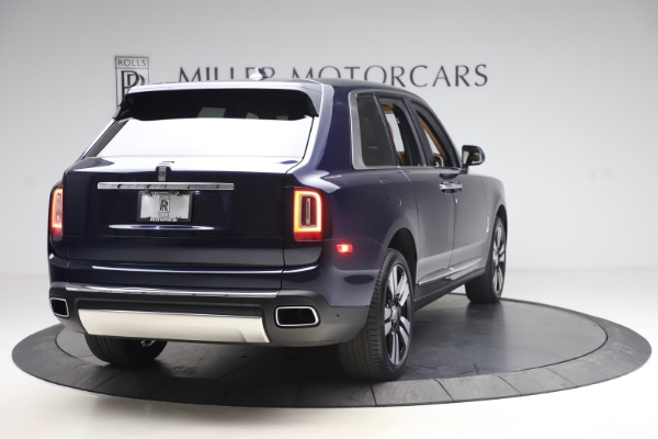Used 2019 Rolls-Royce Cullinan for sale Sold at Maserati of Westport in Westport CT 06880 8