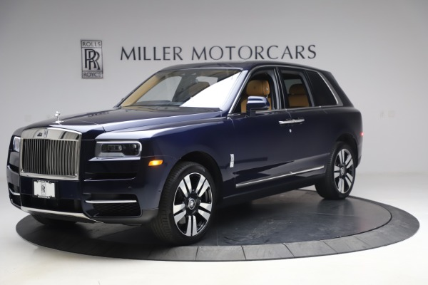 Used 2019 Rolls-Royce Cullinan for sale Sold at Maserati of Westport in Westport CT 06880 1