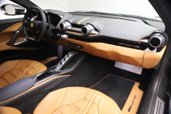 Used 2020 Ferrari 812 Superfast for sale Call for price at Maserati of Westport in Westport CT 06880 17