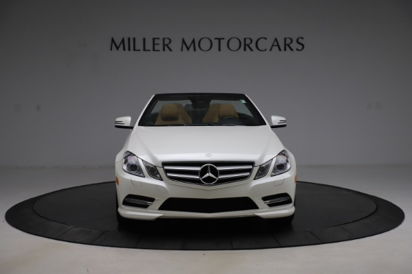 Used 2012 Mercedes-Benz E-Class E 550 for sale Call for price at Maserati of Westport in Westport CT 06880 10