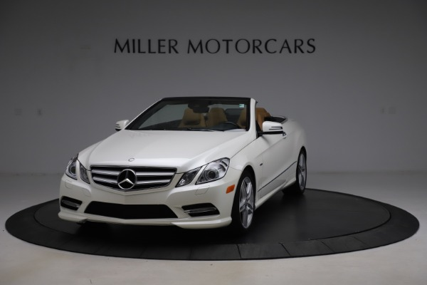 Used 2012 Mercedes-Benz E-Class E 550 for sale Call for price at Maserati of Westport in Westport CT 06880 11