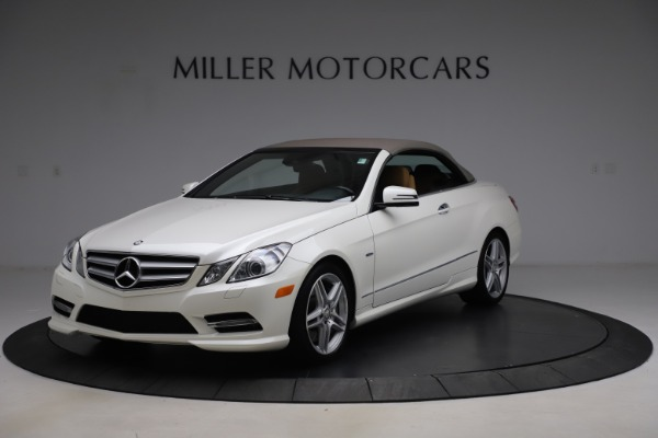Used 2012 Mercedes-Benz E-Class E 550 for sale Call for price at Maserati of Westport in Westport CT 06880 12