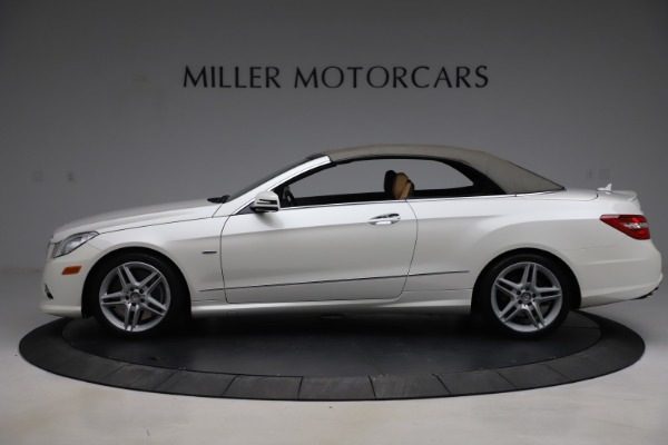 Used 2012 Mercedes-Benz E-Class E 550 for sale Call for price at Maserati of Westport in Westport CT 06880 13