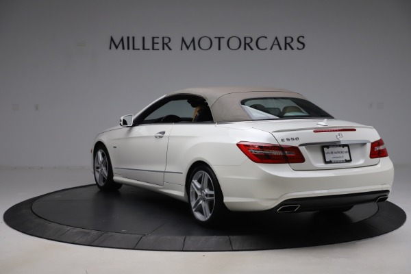 Used 2012 Mercedes-Benz E-Class E 550 for sale Call for price at Maserati of Westport in Westport CT 06880 14