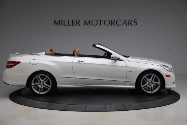 Used 2012 Mercedes-Benz E-Class E 550 for sale Call for price at Maserati of Westport in Westport CT 06880 15