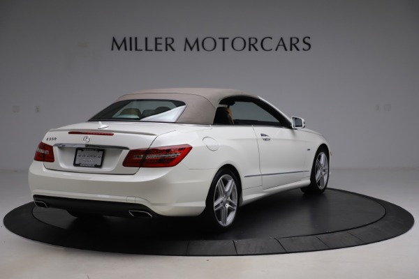 Used 2012 Mercedes-Benz E-Class E 550 for sale Call for price at Maserati of Westport in Westport CT 06880 16