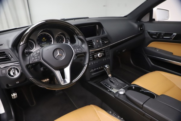 Used 2012 Mercedes-Benz E-Class E 550 for sale Call for price at Maserati of Westport in Westport CT 06880 19