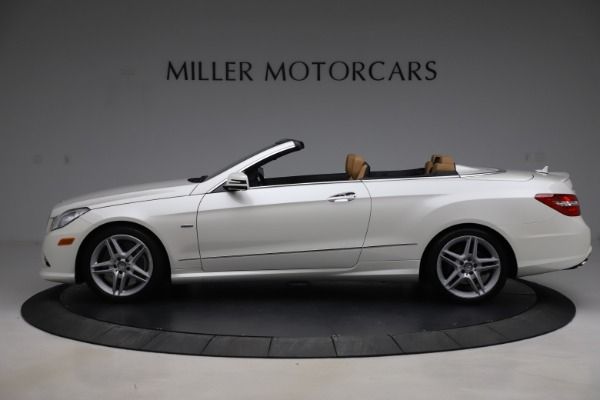 Used 2012 Mercedes-Benz E-Class E 550 for sale Call for price at Maserati of Westport in Westport CT 06880 2