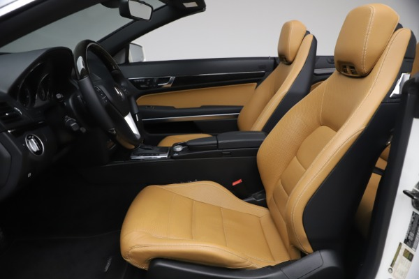 Used 2012 Mercedes-Benz E-Class E 550 for sale Call for price at Maserati of Westport in Westport CT 06880 21