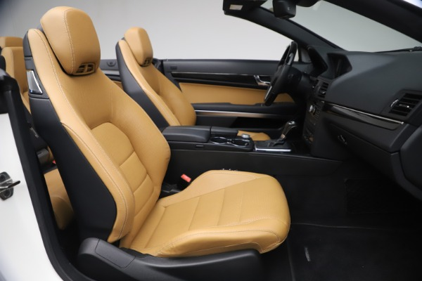Used 2012 Mercedes-Benz E-Class E 550 for sale Call for price at Maserati of Westport in Westport CT 06880 24