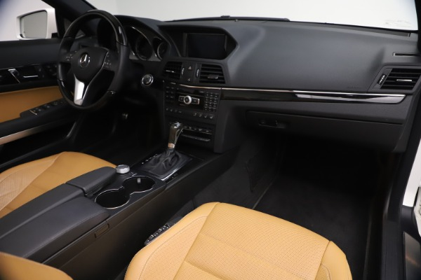 Used 2012 Mercedes-Benz E-Class E 550 for sale Call for price at Maserati of Westport in Westport CT 06880 27