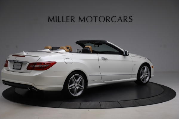 Used 2012 Mercedes-Benz E-Class E 550 for sale Call for price at Maserati of Westport in Westport CT 06880 7