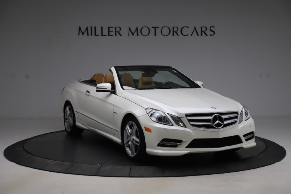 Used 2012 Mercedes-Benz E-Class E 550 for sale Call for price at Maserati of Westport in Westport CT 06880 9