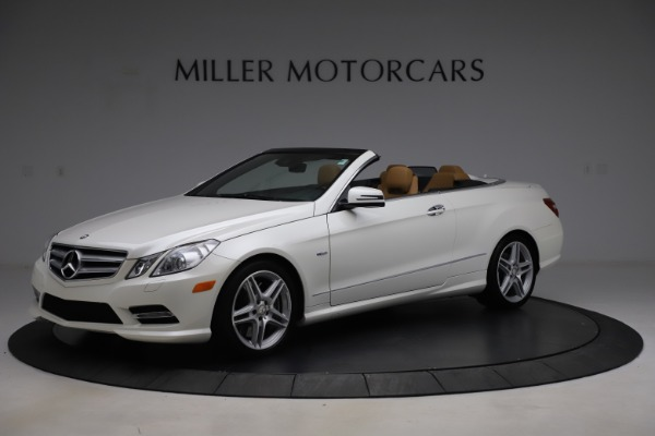Used 2012 Mercedes-Benz E-Class E 550 for sale Call for price at Maserati of Westport in Westport CT 06880 1