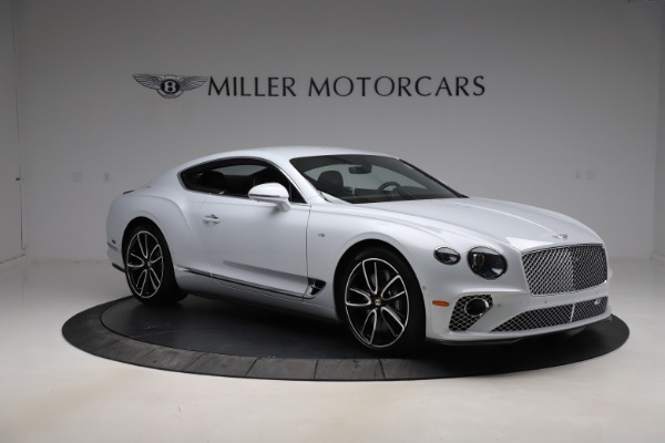 New 2020 Bentley Continental GT V8 for sale $283,430 at Maserati of Westport in Westport CT 06880 11